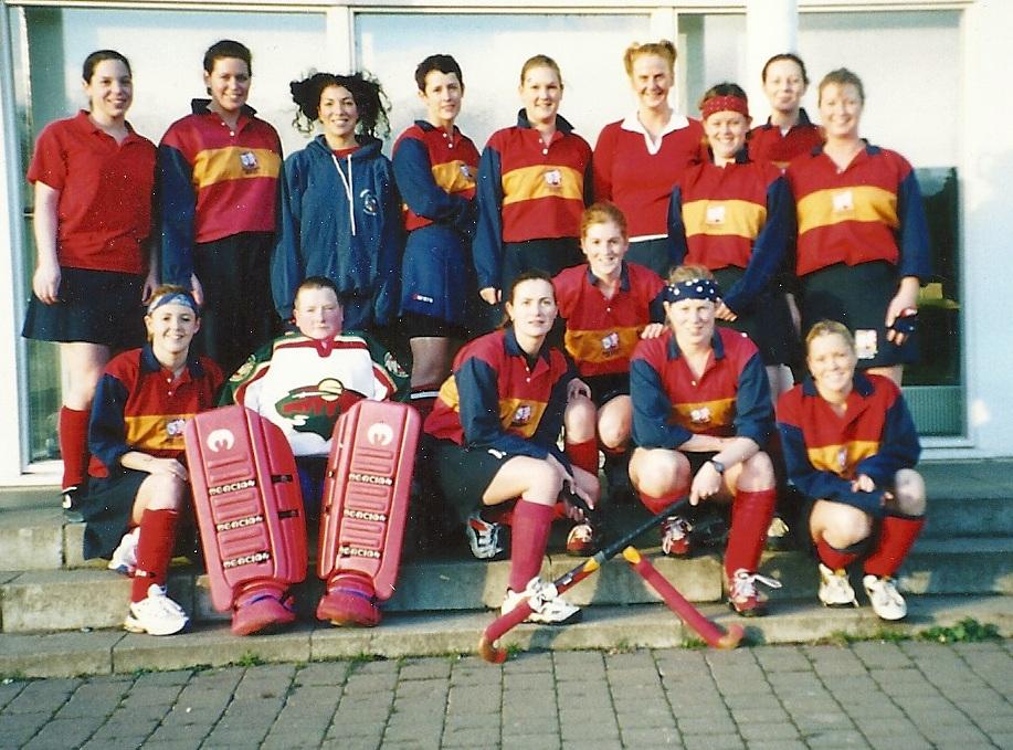 Ladies 1s 2002