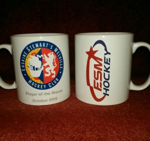 ESM Player of the Month Mugs for October