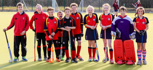 ESM Eagles, ESM youth hockey Club, Edinburgh, Field hockey