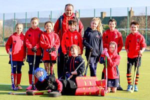ESM Youth Hockey Club, Edinburgh, Field hockey, East Fettes Avenue, ESMHC