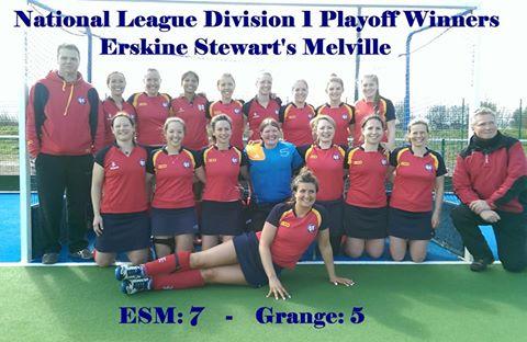 Erskine Stewart Melville Hockey Club, Hockey Edinburgh, Field Hockey