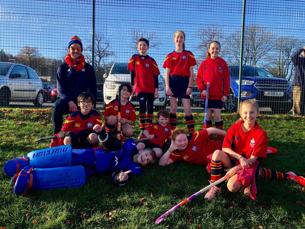 ESM Hockey Club Cobras team photo
