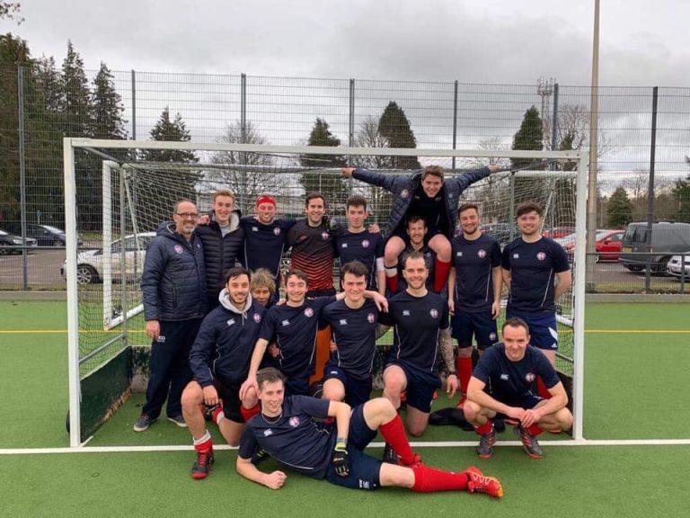 ESMHC Men's 1s team 2019