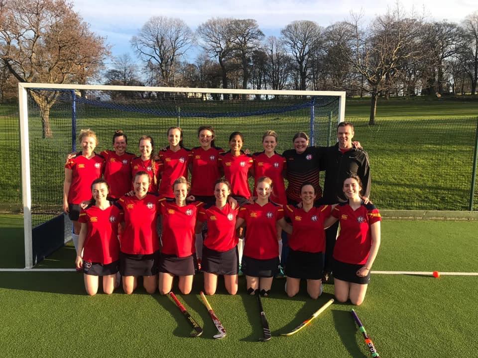 ESM HC Women's 1s team - March 2019