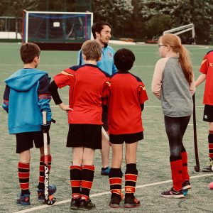 ESM Hockey Club Youth Coaching in Edinburgh