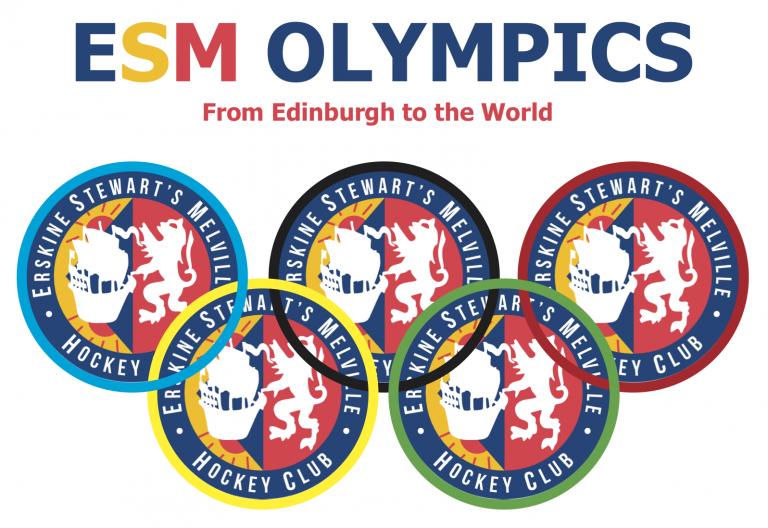 ESM Hockey Club Olymic Games desk
