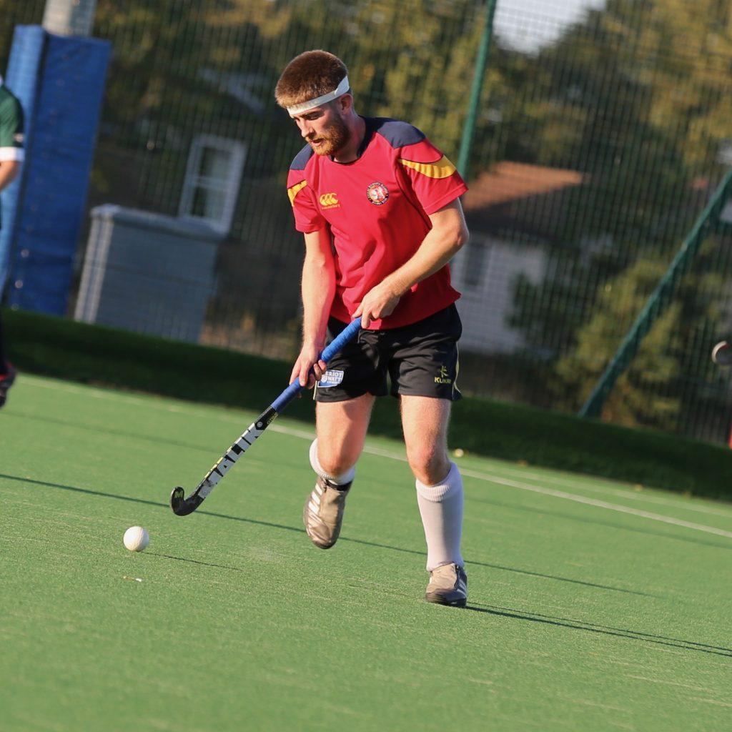 Edinburgh men's hockey with ESMHC - September 2019