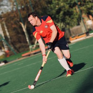 Men's hockey in Edinburgh with ESMHC - September 2019