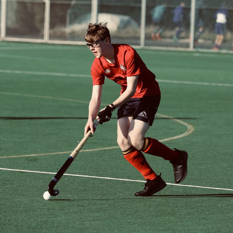 ESM Hockey Club boys under 18 2019