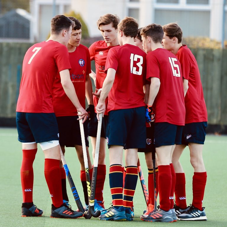 ESM Hockey Club boys under 18 Nationals 2019