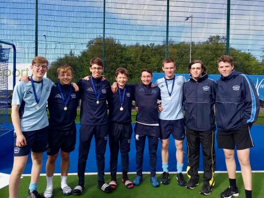 ESM Youth Hockey East boys players