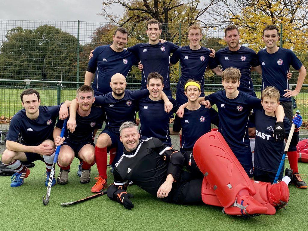 ESM Hockey Club Men's 2s team - November 2019