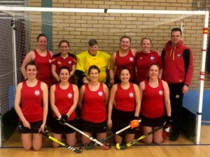 ESM Hockey Club ladies indoor 2019