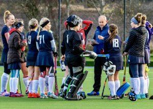 Edinburgh Hockey Club ESM's Ladies 2s team