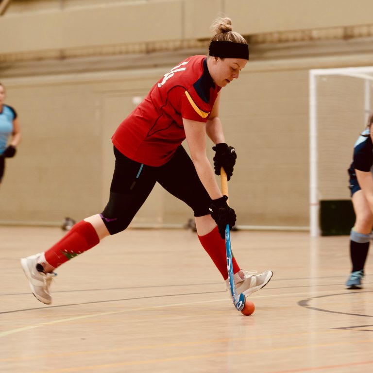 Women's indoor hockey 2020 - ESM Hockey Club, Edinburgh