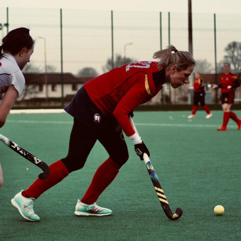 Women's hockey in Edinburgh - ESM Ladies 3s