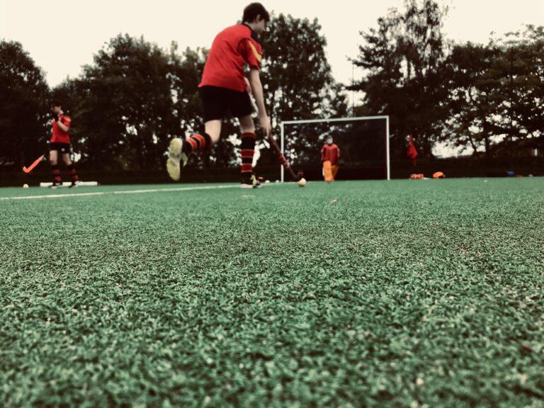 ESM Hockey Club (Edinburgh) Summer 2020 Youth Hockey Camp skills session