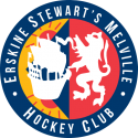 The logo of ESM Hockey Club, Edinburgh
