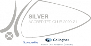 Scottish Hockey Silver Accreditation 2020-21
