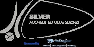 Scottish Hockey Silver Accreditation 2020-21